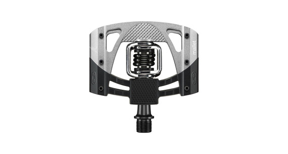 Crankbrothers Mallet 2 - Pedales - negro/Plateado